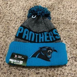 New Panthers Knit Hat